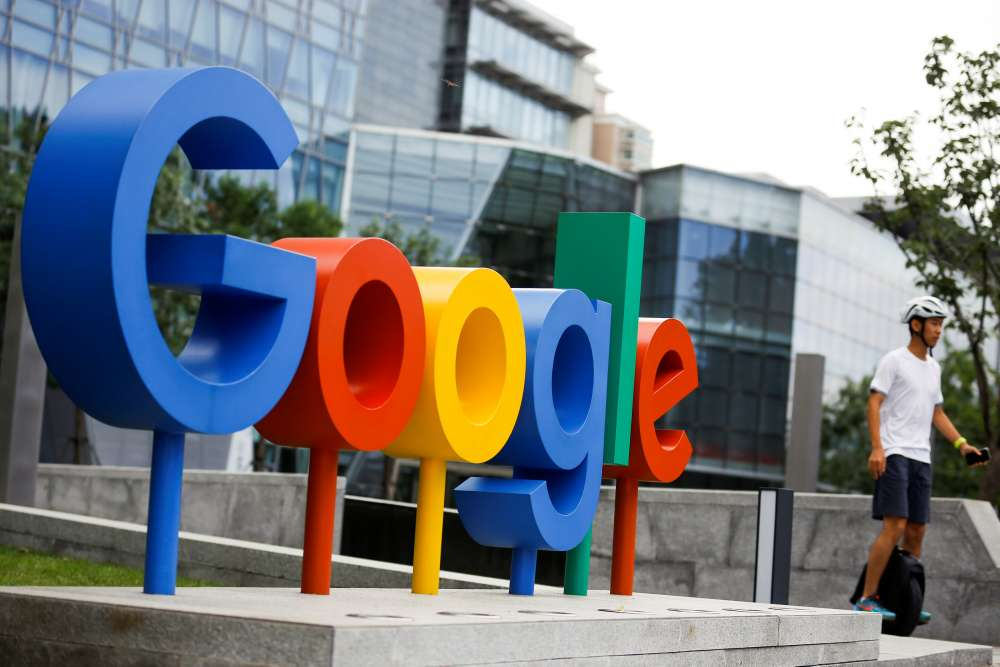 Google fined €1.49 bln for search ad blocks in third EU sanction