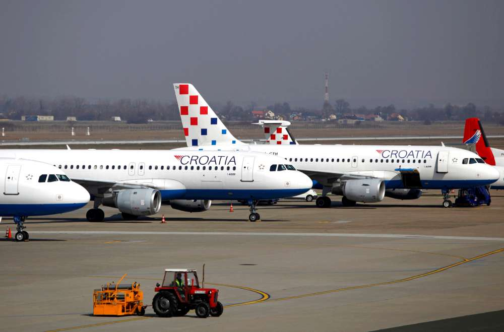 Court rules that strike at Croatia Airlines is illegal