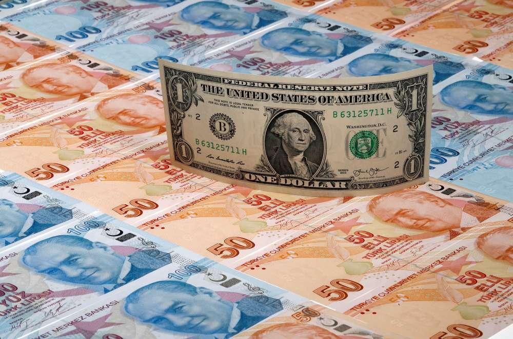 Turkish lira weakens to 5.86