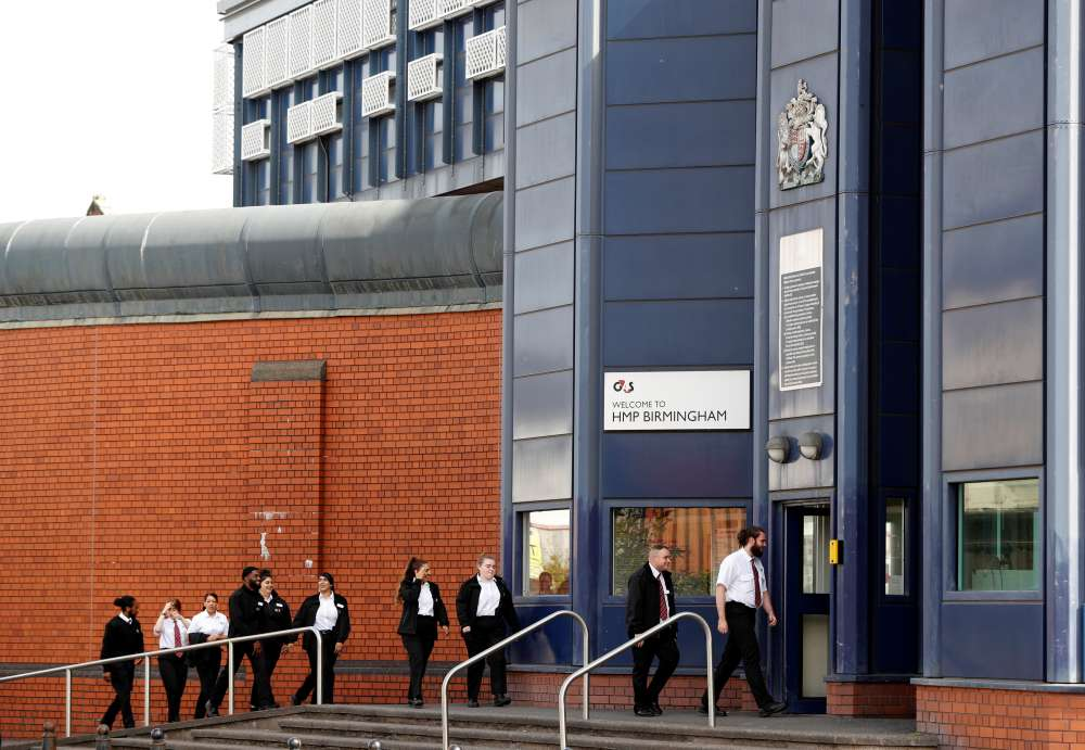 UK government takes control of crisis-hit prison run by G4S