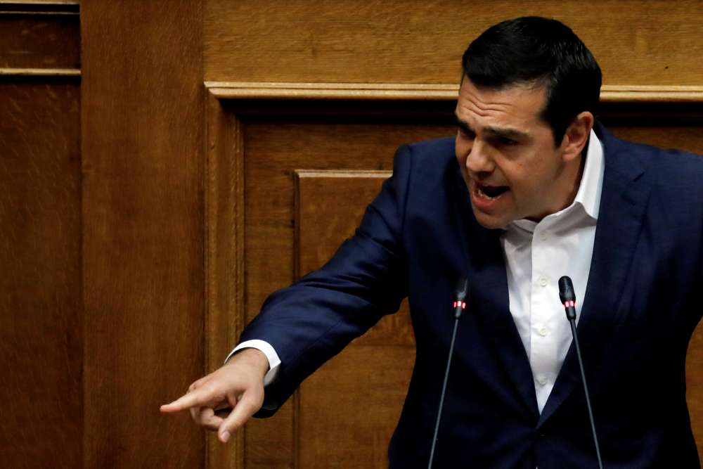 Greek PM set to win confidence vote after centrist lawmaker breaks ranks- sources