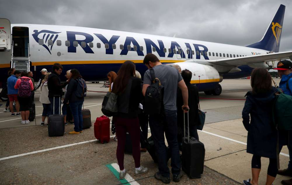Spanish court says Ryanair's hand luggage fee is