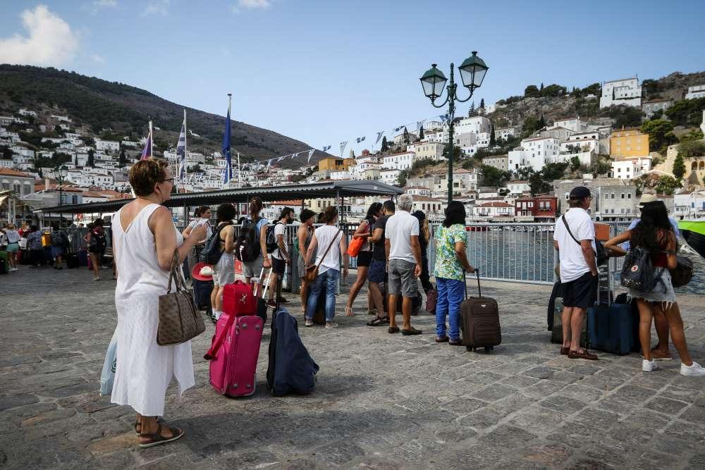 Lights back on after blackout on Greece's popular Hydra island