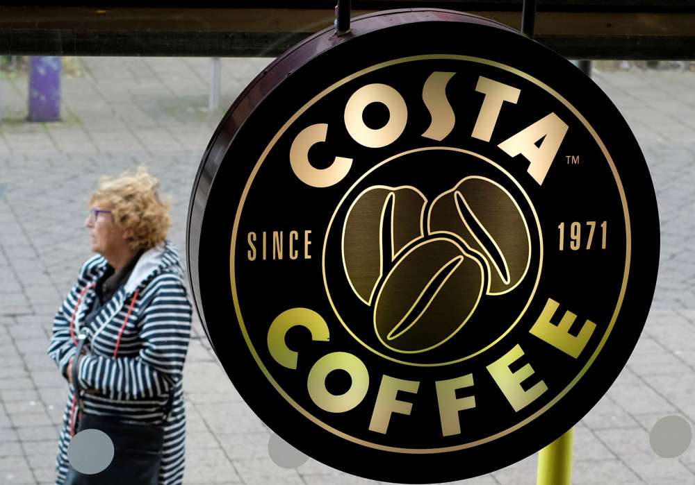 Coca-Cola expands into coffee with £3.9b deal for Britain's Costa