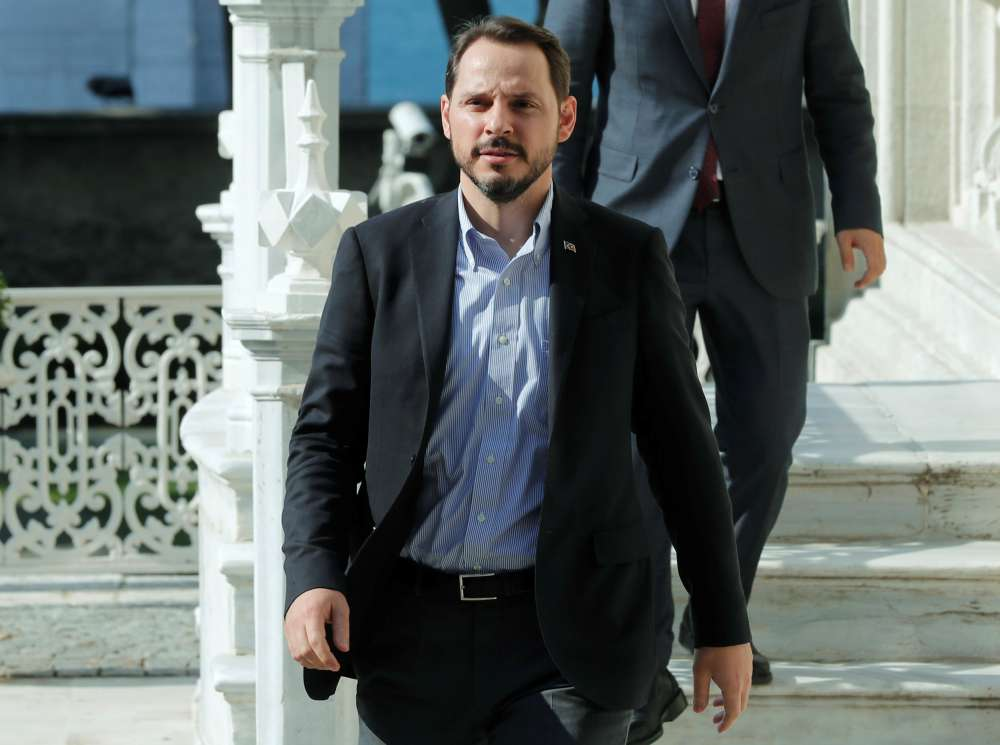 Turkey's Albayrak