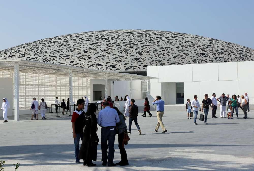 Abu Dhabi postpones unveiling of $450m da Vinci painting