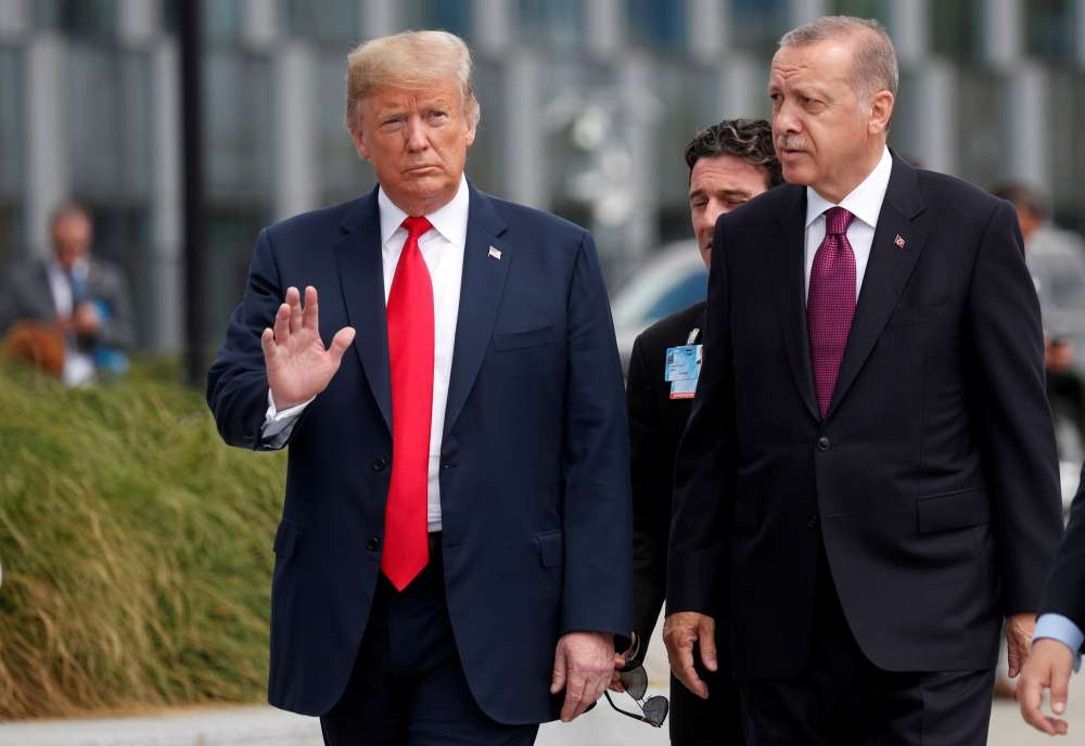 Erdogan has limited options to save Turkey from financial crisis