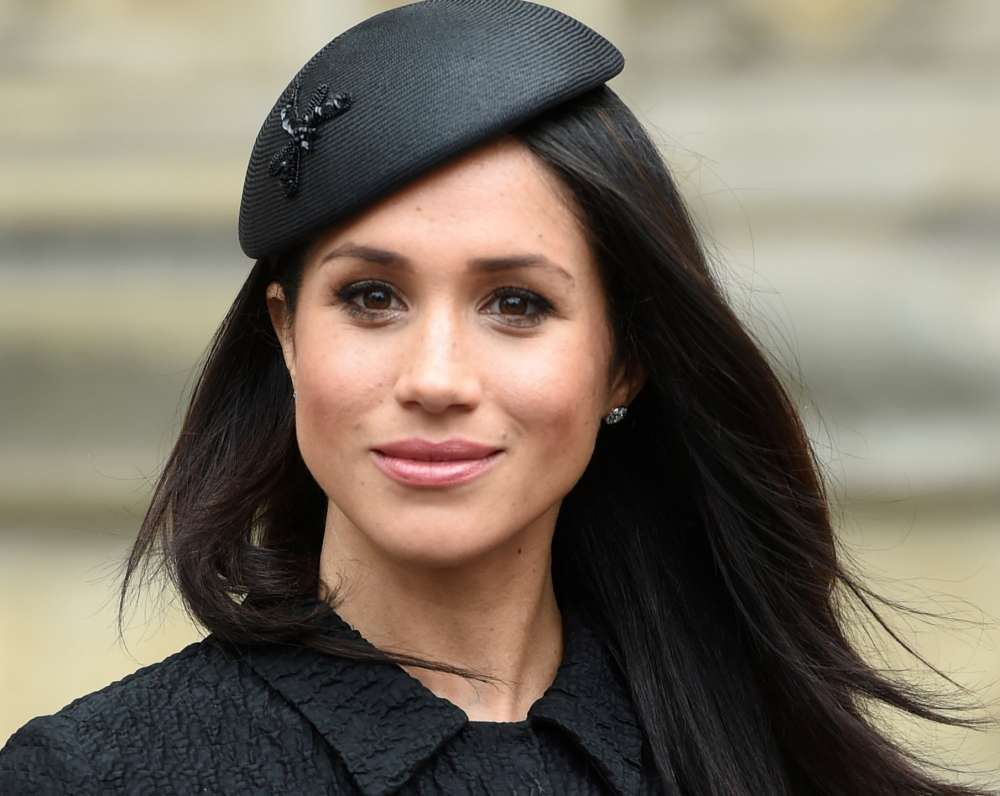UK's Duchess of Sussex Meghan gives birth to a boy