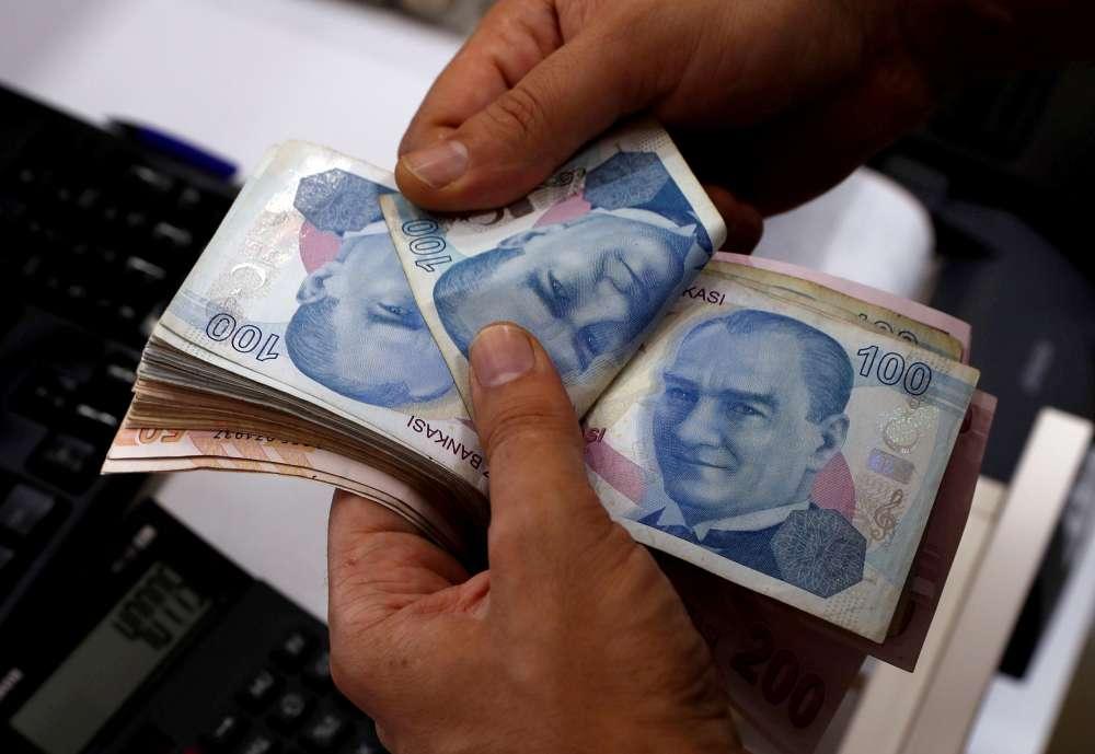 Turkish economic growth dips