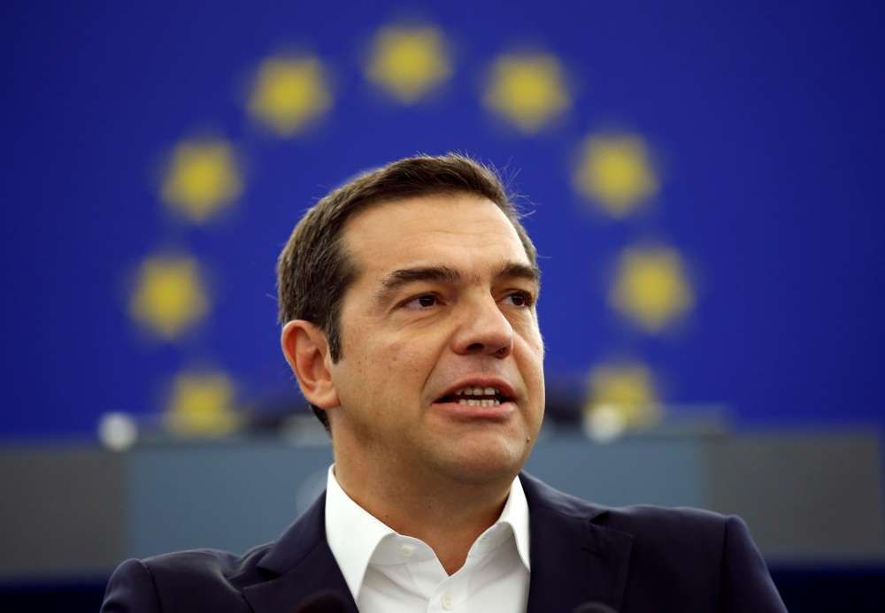 Europe must face its policy failures to stop rise of far right -Tsipras