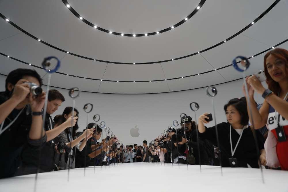 Apple iPhones get bigger and pricier