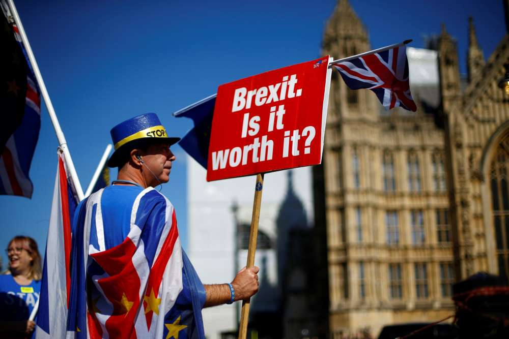 Pro-EU campaigners set out roadmap to second British referendum