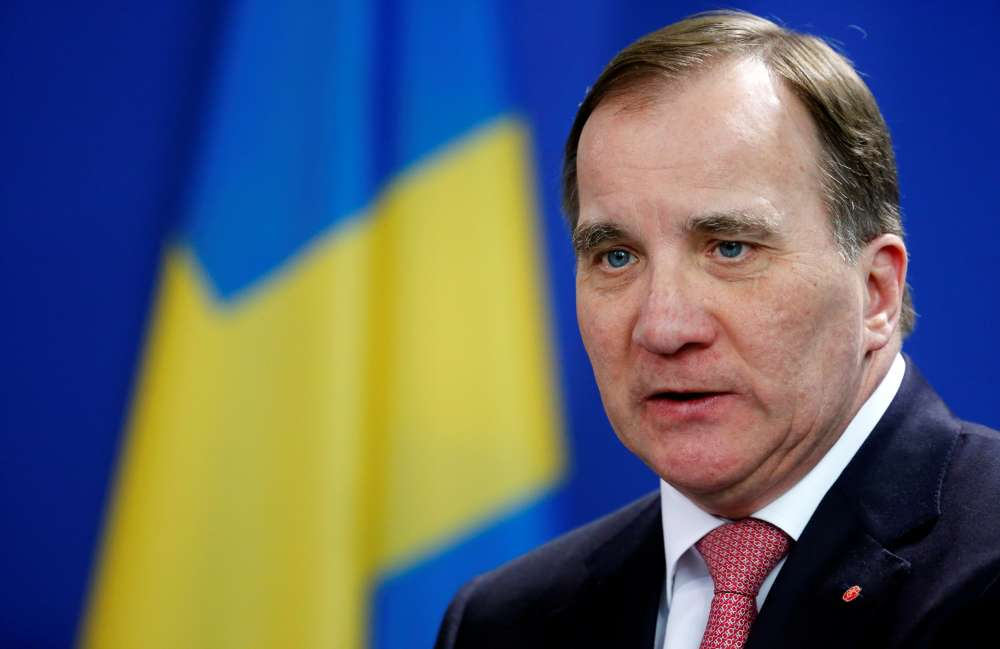 Swedish PM Lofven voted out by parliament