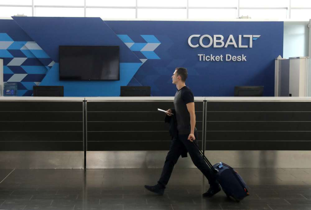 Airlines announce rescue fares for Cobalt passengers