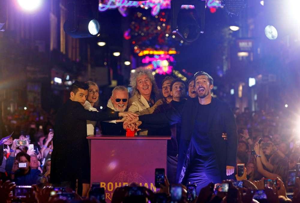 'Bohemian Rhapsody' rocks box offices with $50 million (trailer)