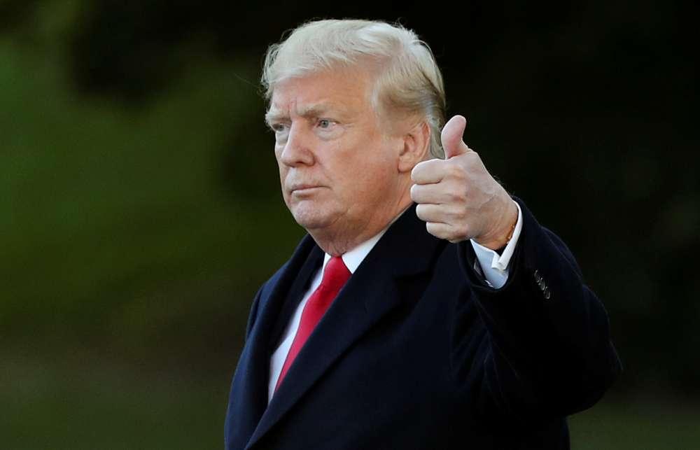 Trump says if no China trade deal possible