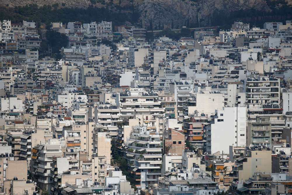 Updated: Strong quake felt in Athens