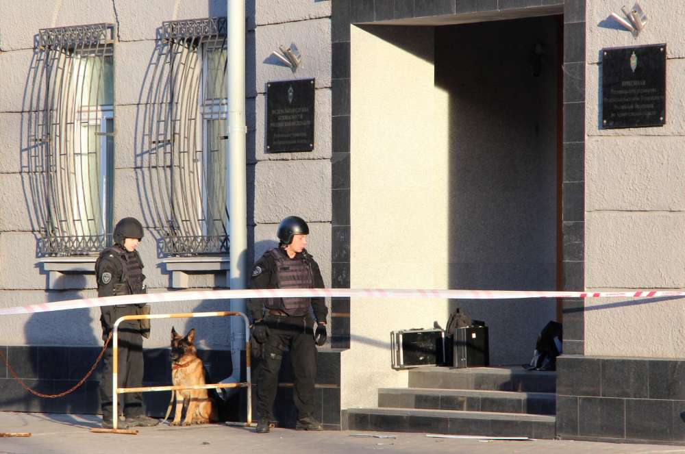 Russia opens terrorism investigation after teenager blows himself up