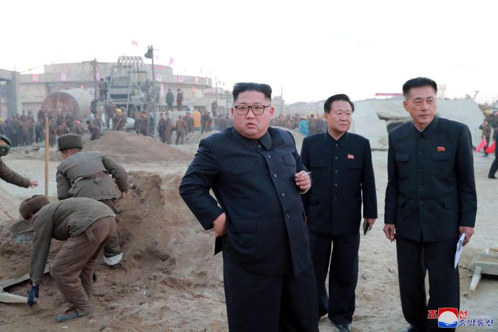 U.S. backs disarmament steps along Korean demilitarized zone