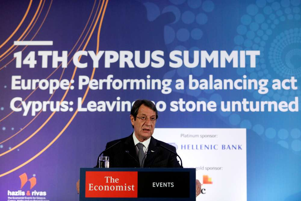 President stresses need for effective deadlock prevention mechanism after a Cyprus solution