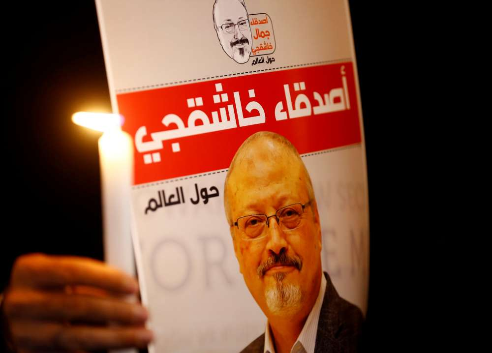 Turkey accuses U.S. of turning blind eye to Saudi killing of Khashoggi