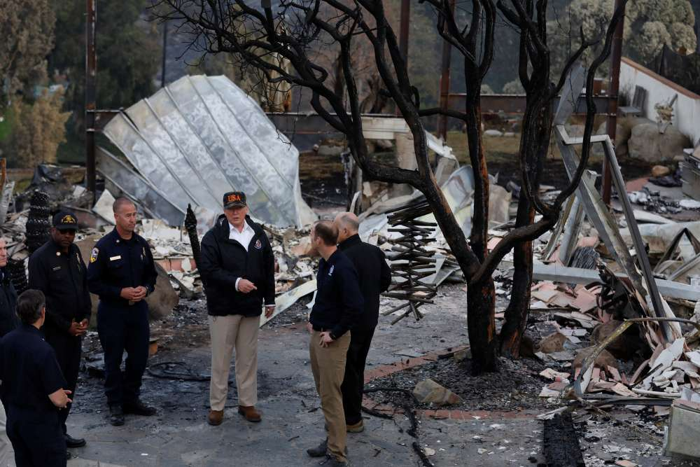 Grim search for 993 missing after deadliest California wildfire