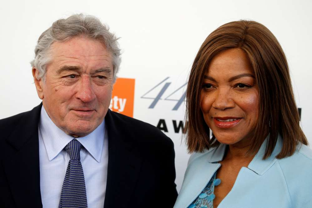 Robert De Niro and wife split after 20-year marriage - media reports