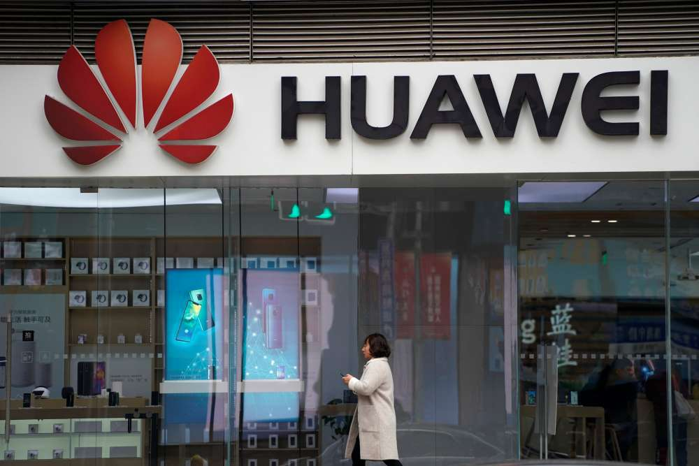 Huawei founder's daughter arrested on U.S. request