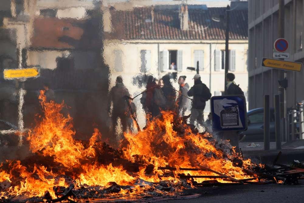 Macron administration warns of