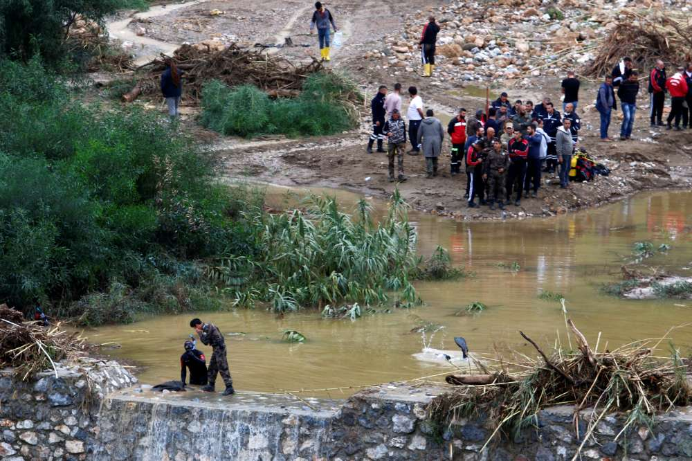Body of woman found in occupied Cyprus after deadly floods