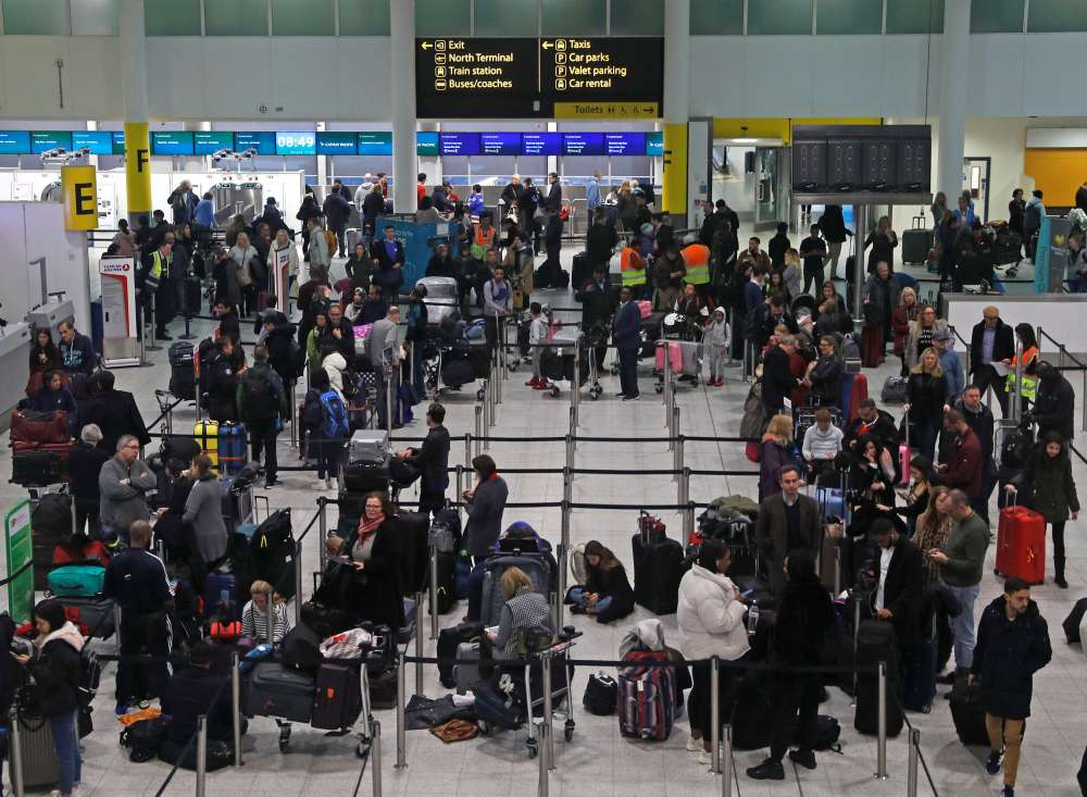 Cyprus flights affected by Gatwick closure