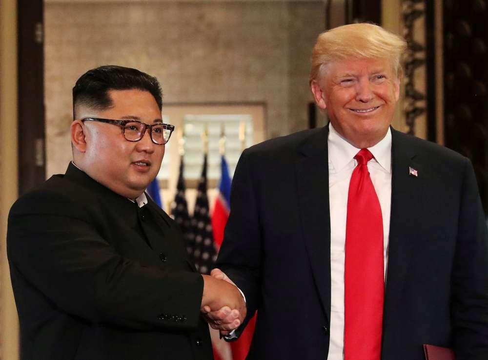 Trump sends North Korea's Kim birthday wishes