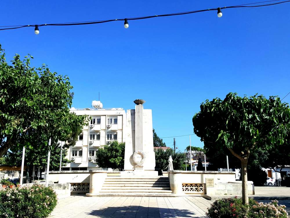 Platia Iroon (Heroes' Square): Cyprus' most famous and picturesque square