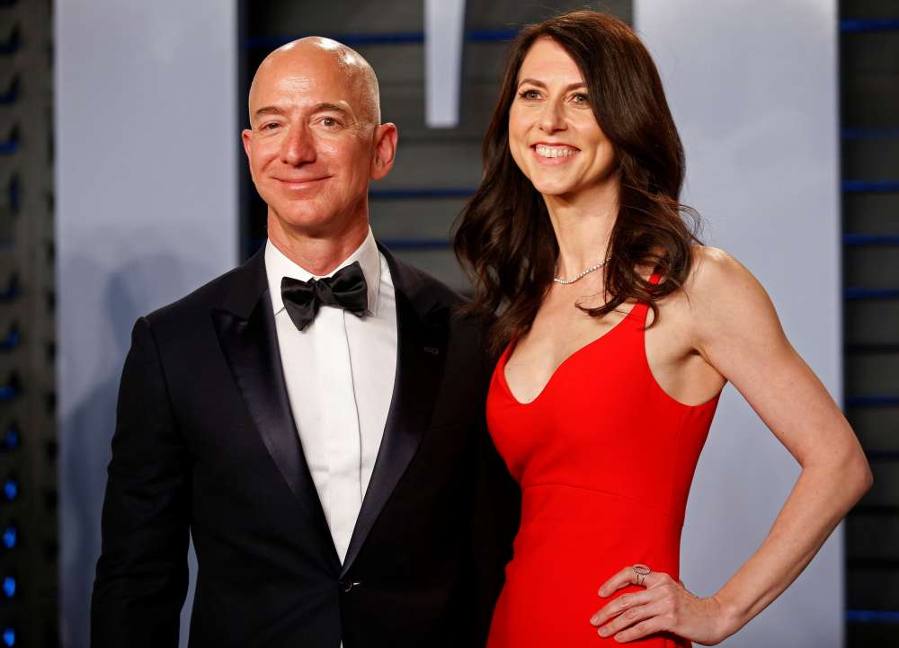 MacKenzie Bezos pledges half her fortune to charity after Amazon divorce