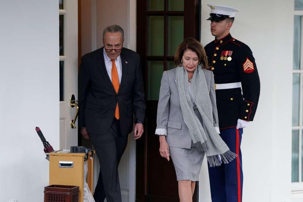 U.S. Senate's Schumer wants Mulvaney