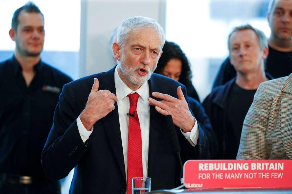 Get behind new election to break Brexit deadlock
