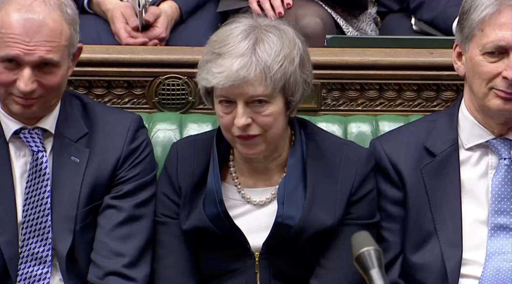 May faces confidence vote as Brexit goes down to the line