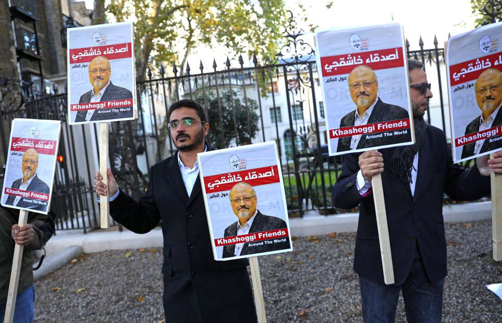 Turkey planning international investigation into Khashoggi case - minister