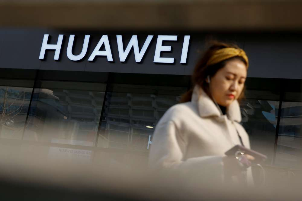U.S. charges China's Huawei for sanctions violations