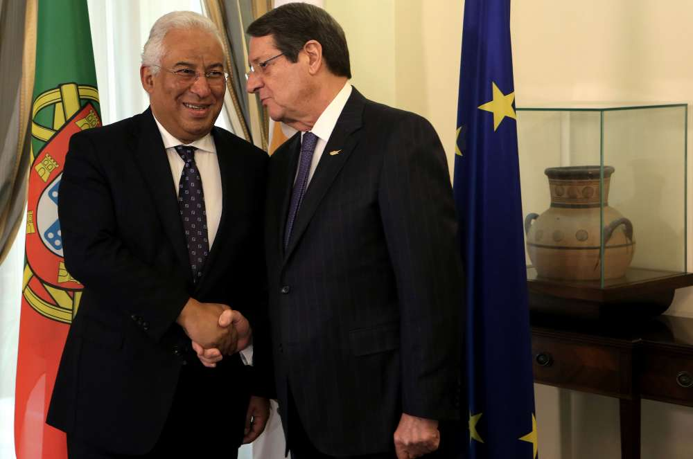 Cyprus and Portugal agree to strengthen ties