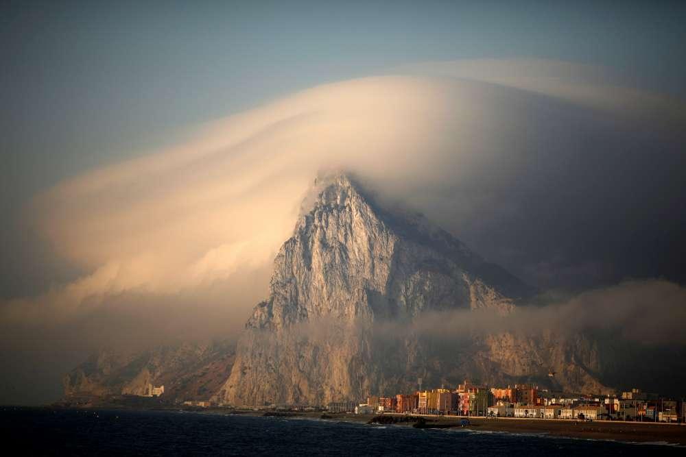 EU irks Britain by calling Gibraltar a