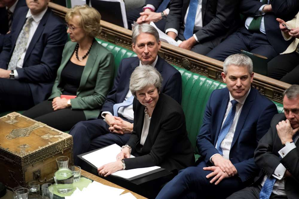 UK ministers hold secret talks of delaying Brexit by eight weeks -The Telegraph