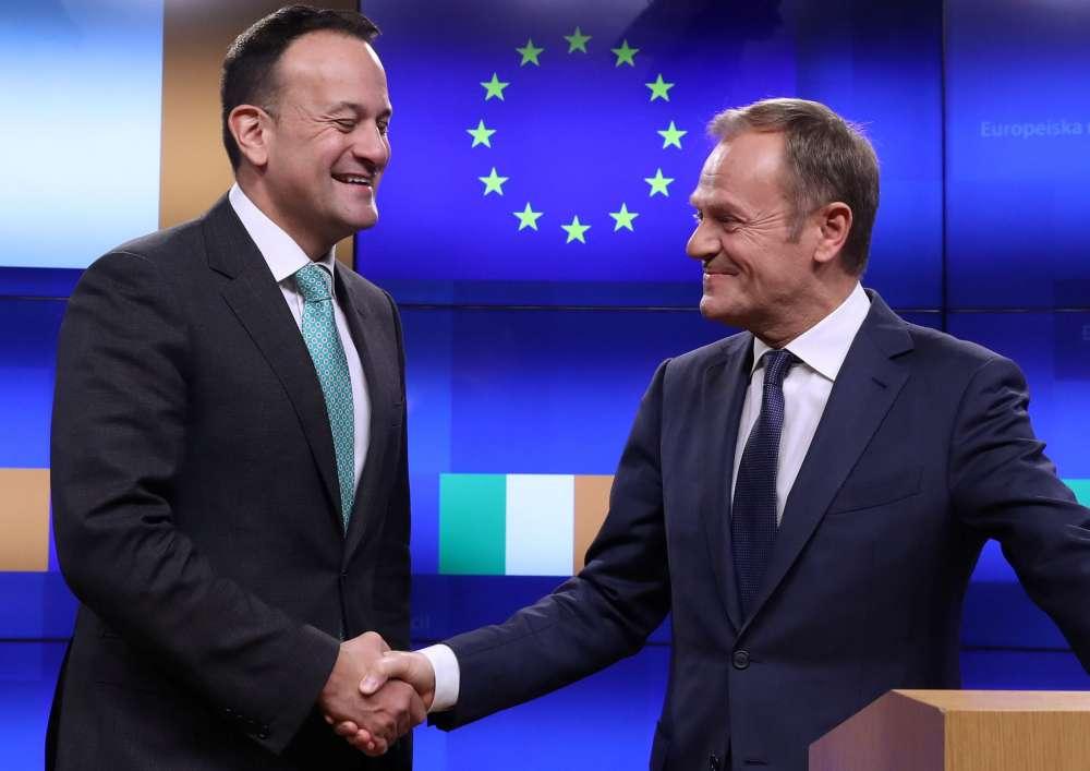EU's Tusk rebuffs May