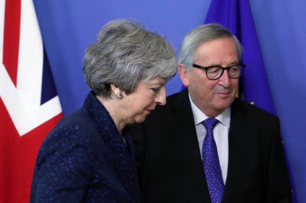 EU agrees to work with May on Brexit demands