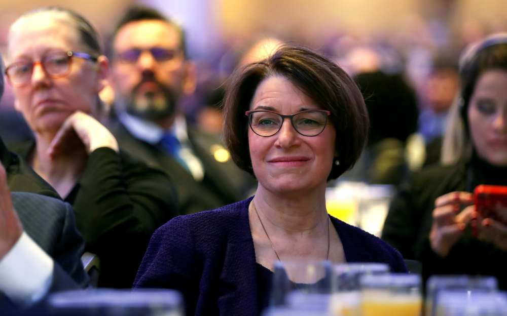 U.S. Senator Amy Klobuchar expected to join widening presidential field