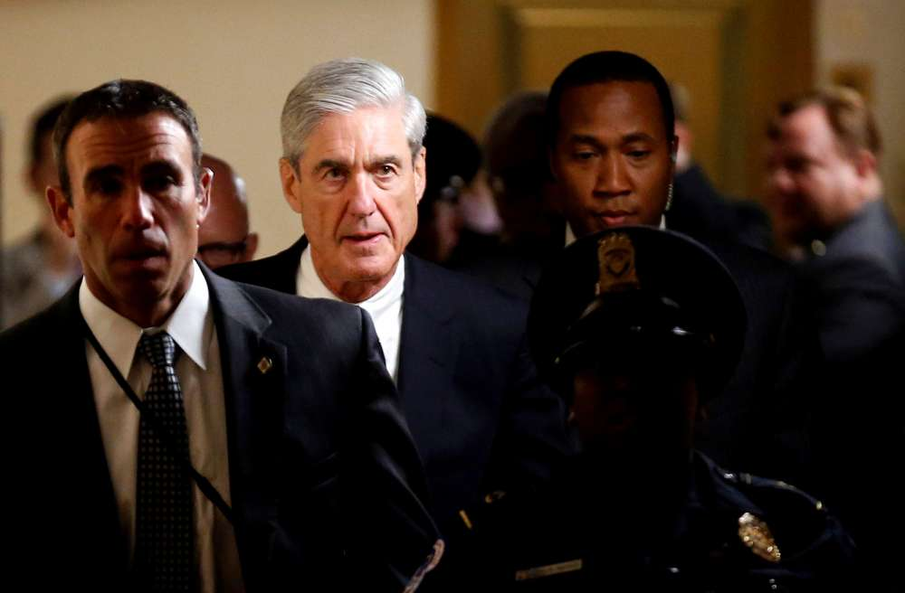 Mueller's Russia report details episodes of possible Trump obstruction
