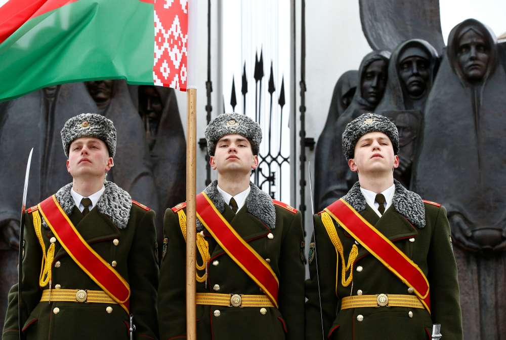 Belarus lifts decade-old restriction on U.S. diplomats