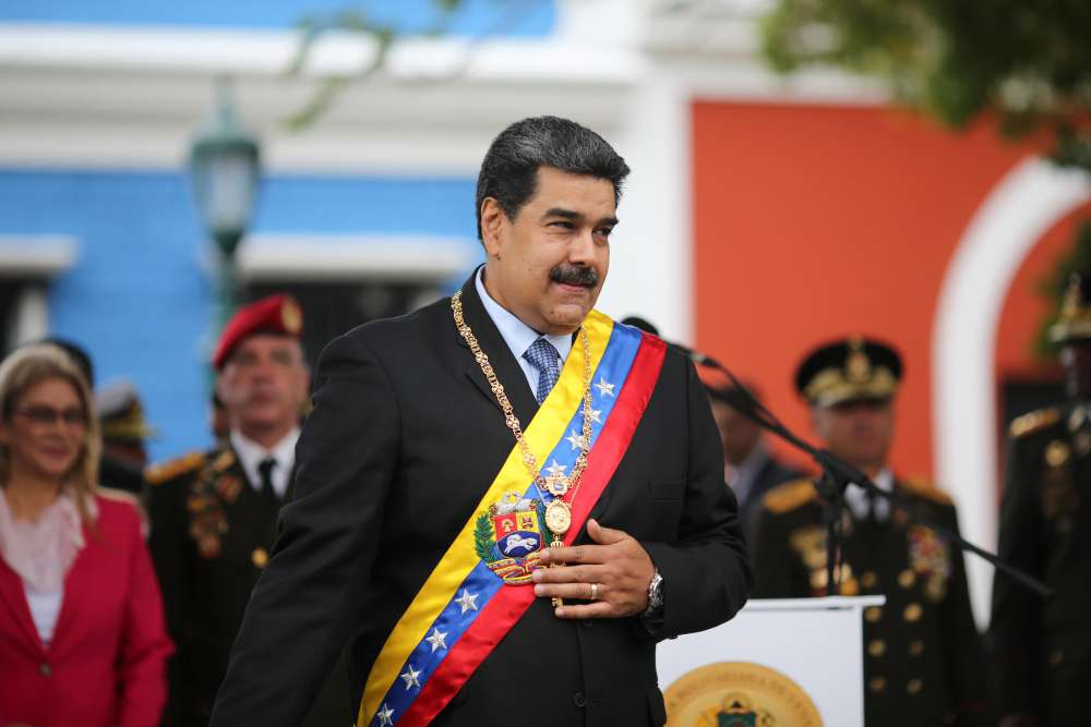 Opinion: Maduro's rule in Venezuela is immoral