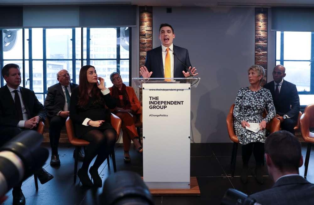 Seven lawmakers quit UK Labour Party citing Brexit