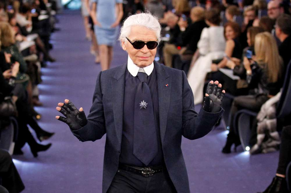 Iconic Fashion Designer Karl Lagerfeld Dead At 85 In Cyprus Com